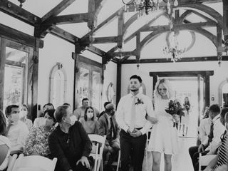 The wedding of Nicole and Braxton 3