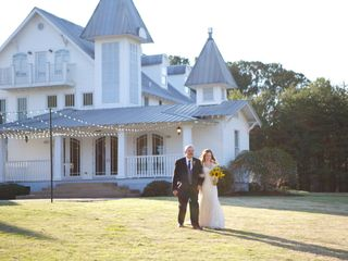Megan and Dan's Wedding in Birmingham, Alabama 11
