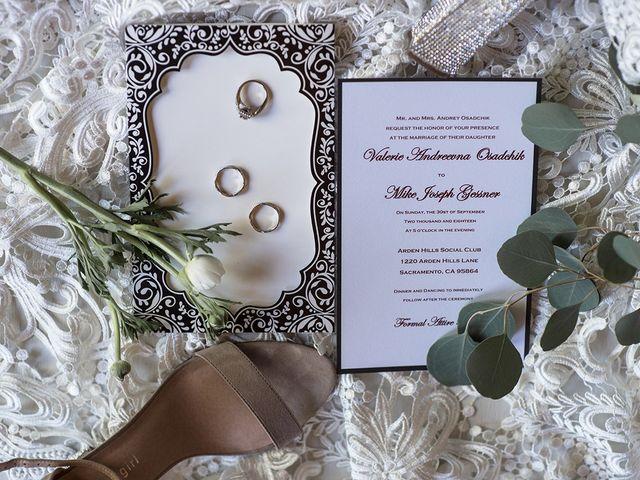 Valerie and Make's Wedding in Sacramento, California 1