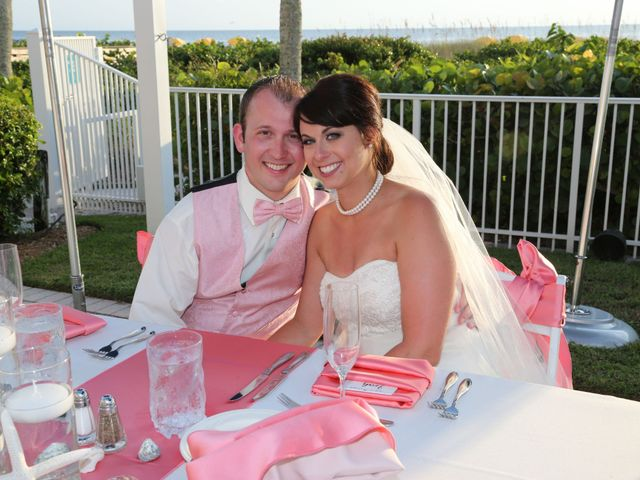 Jacob and Leah's Wedding in Fort Myers Beach, Florida 2