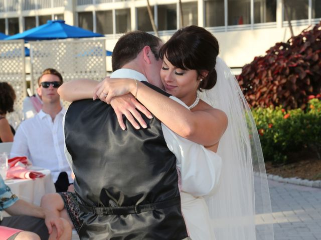 Jacob and Leah's Wedding in Fort Myers Beach, Florida 3