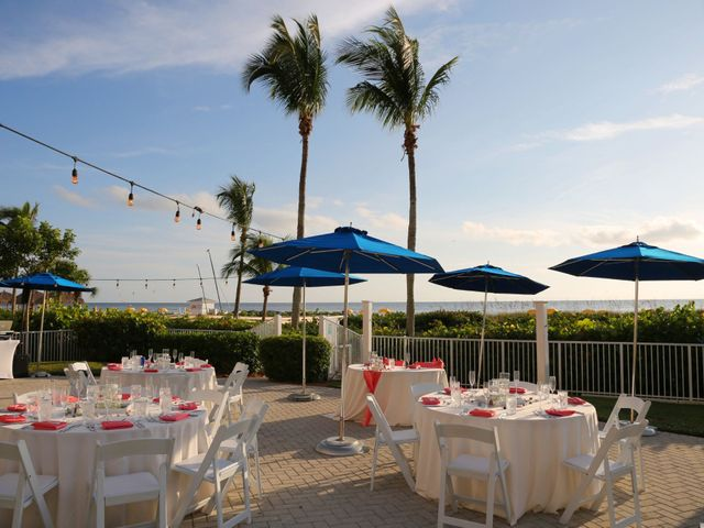 Jacob and Leah's Wedding in Fort Myers Beach, Florida 5