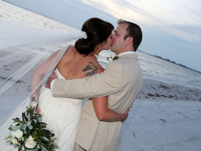 Jacob and Leah's Wedding in Fort Myers Beach, Florida 1