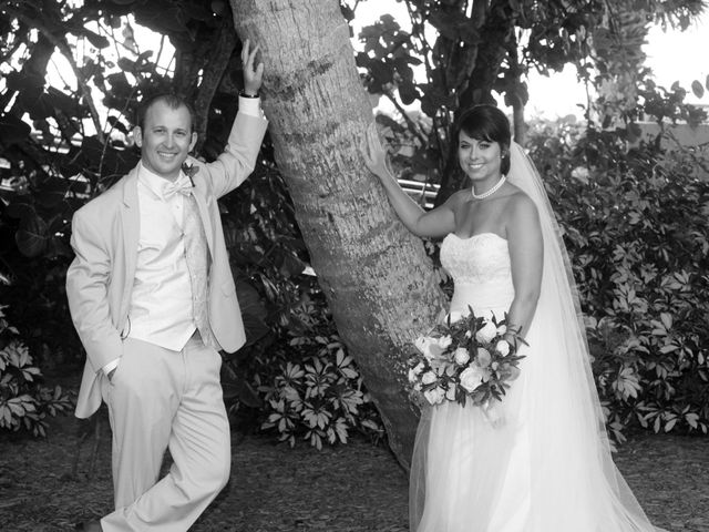Jacob and Leah's Wedding in Fort Myers Beach, Florida 8