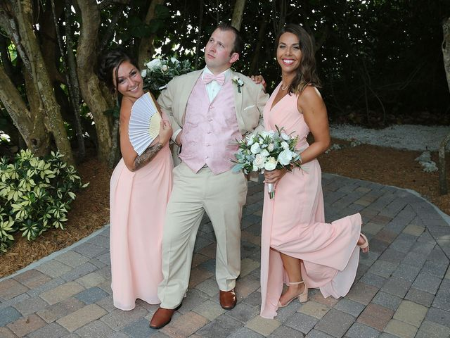 Jacob and Leah's Wedding in Fort Myers Beach, Florida 9