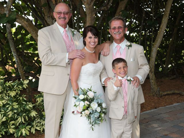 Jacob and Leah's Wedding in Fort Myers Beach, Florida 10
