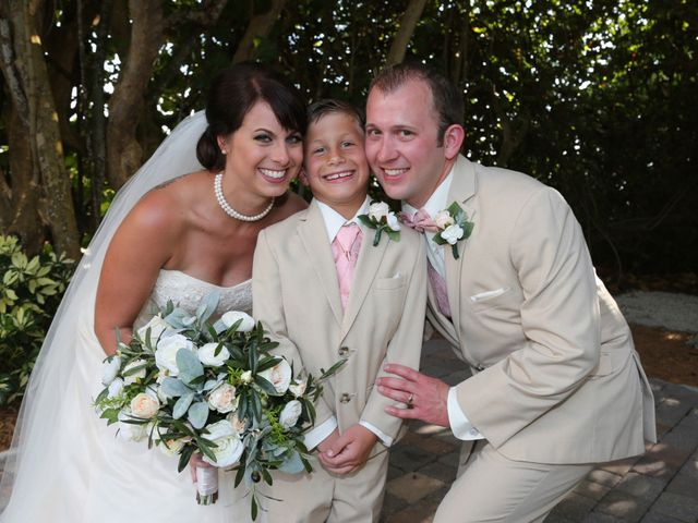 Jacob and Leah's Wedding in Fort Myers Beach, Florida 11