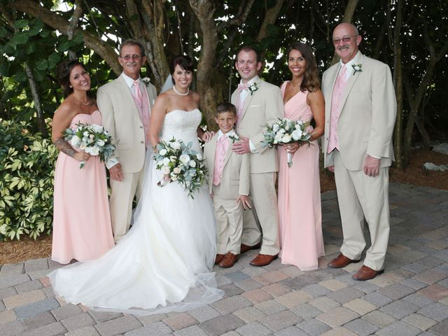 Jacob and Leah's Wedding in Fort Myers Beach, Florida 12