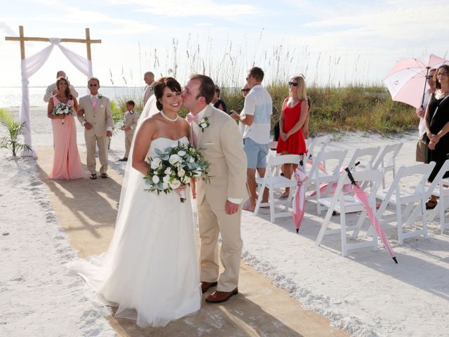 Jacob and Leah's Wedding in Fort Myers Beach, Florida 15