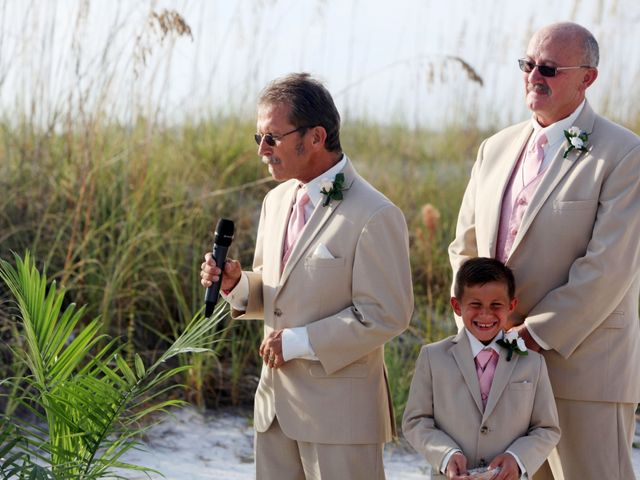 Jacob and Leah's Wedding in Fort Myers Beach, Florida 16