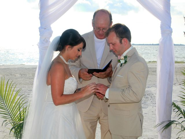 Jacob and Leah's Wedding in Fort Myers Beach, Florida 17