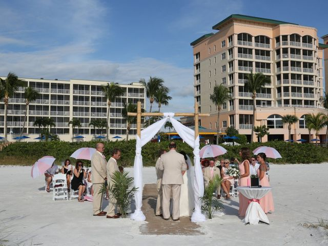 Jacob and Leah's Wedding in Fort Myers Beach, Florida 18