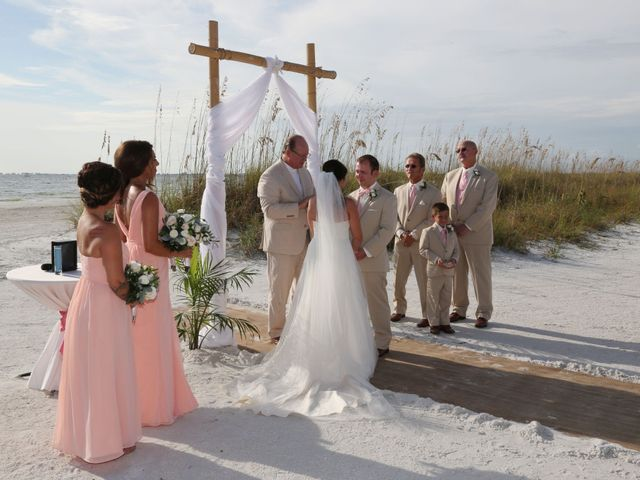 Jacob and Leah's Wedding in Fort Myers Beach, Florida 19