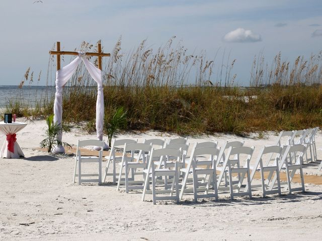 Jacob and Leah's Wedding in Fort Myers Beach, Florida 20