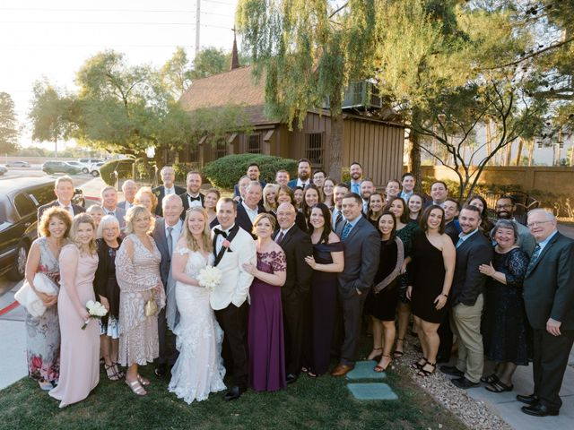 David and Erin's Wedding in Las Vegas, Nevada 60