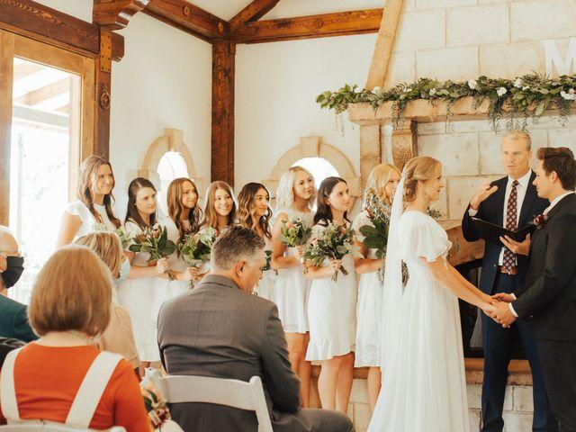 Braxton and Nicole's Wedding in Lindon, Utah 9