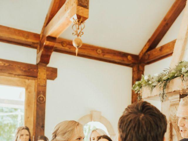Braxton and Nicole's Wedding in Lindon, Utah 11