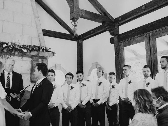 Braxton and Nicole's Wedding in Lindon, Utah 10