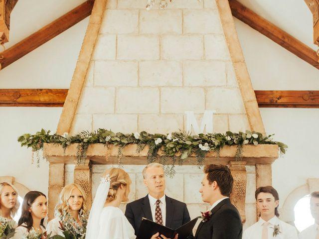Braxton and Nicole's Wedding in Lindon, Utah 12