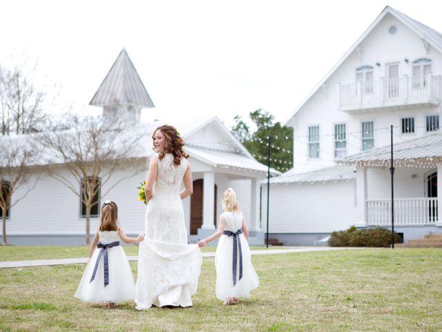 Megan and Dan's Wedding in Birmingham, Alabama 7