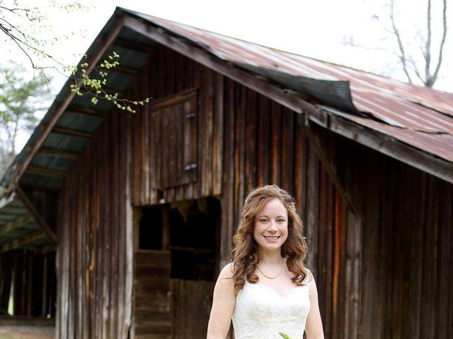 Megan and Dan's Wedding in Birmingham, Alabama 4
