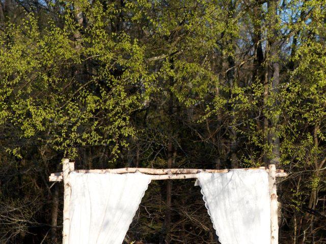 Megan and Dan's Wedding in Birmingham, Alabama 12