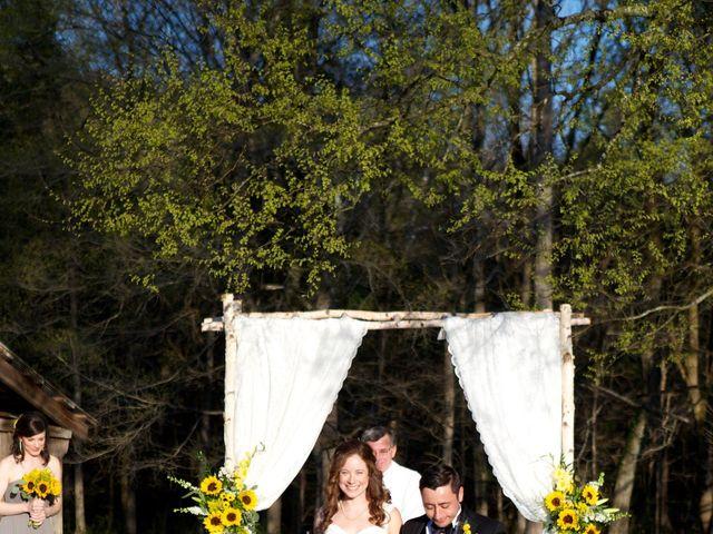 Megan and Dan's Wedding in Birmingham, Alabama 13