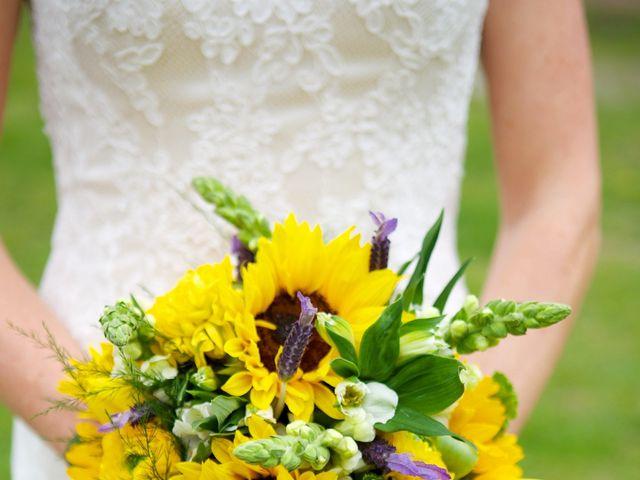 Megan and Dan's Wedding in Birmingham, Alabama 3