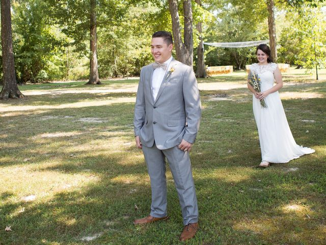 Beth and Manuel's Wedding in Houston, Mississippi 4