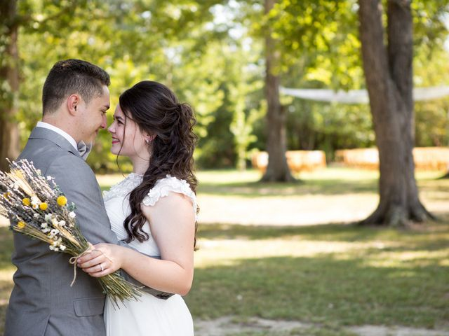 Beth and Manuel's Wedding in Houston, Mississippi 5