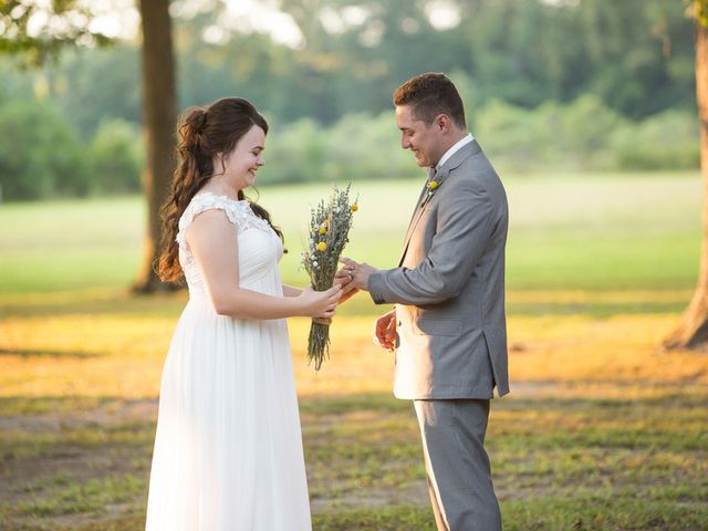 Beth and Manuel's Wedding in Houston, Mississippi 8