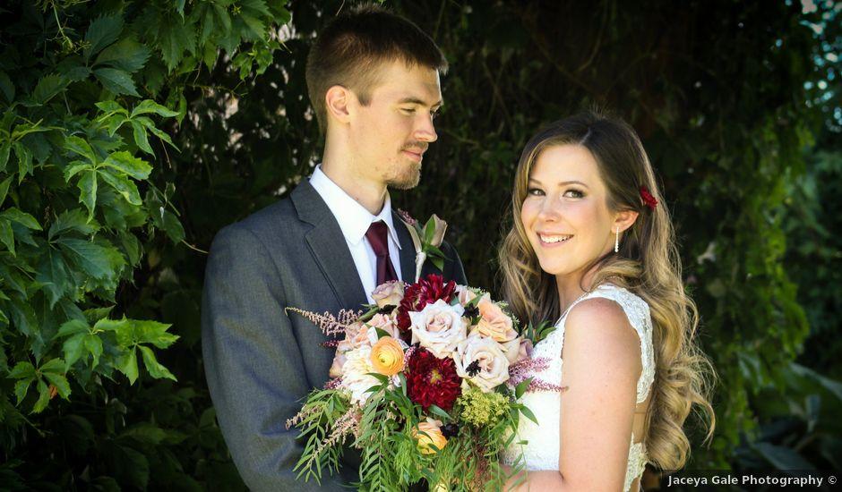 Chynna and Matt's Wedding in Spokane, Washington