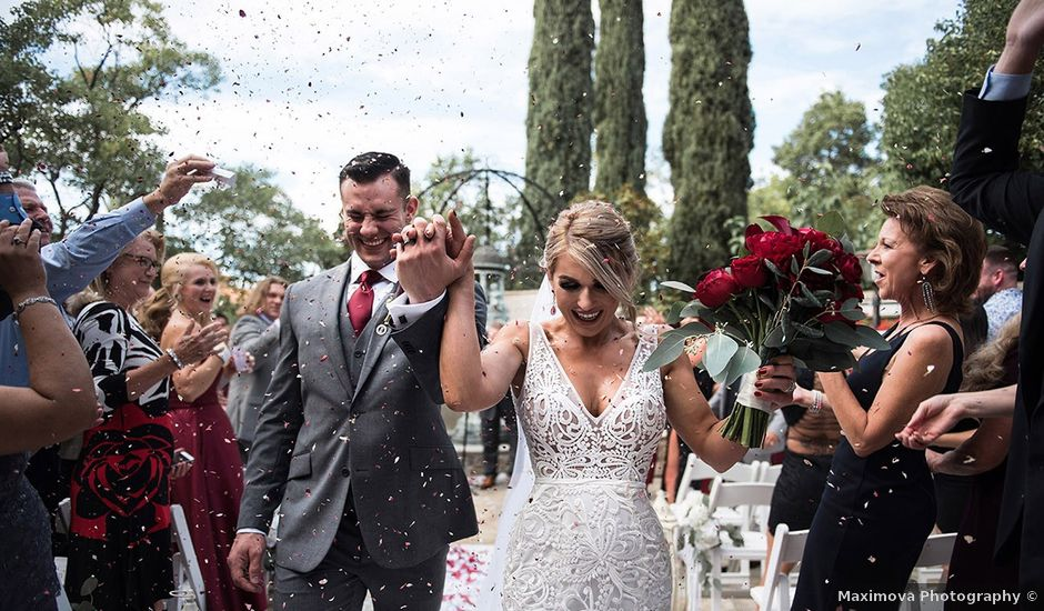 Valerie and Make's Wedding in Sacramento, California