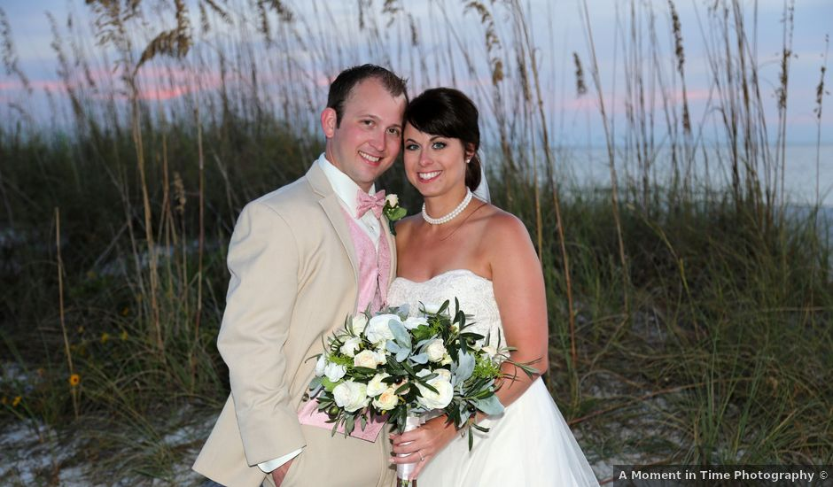 Jacob and Leah's Wedding in Fort Myers Beach, Florida