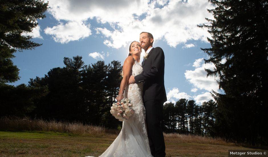 Nicole and Anthony's Wedding in Walpole, Massachusetts