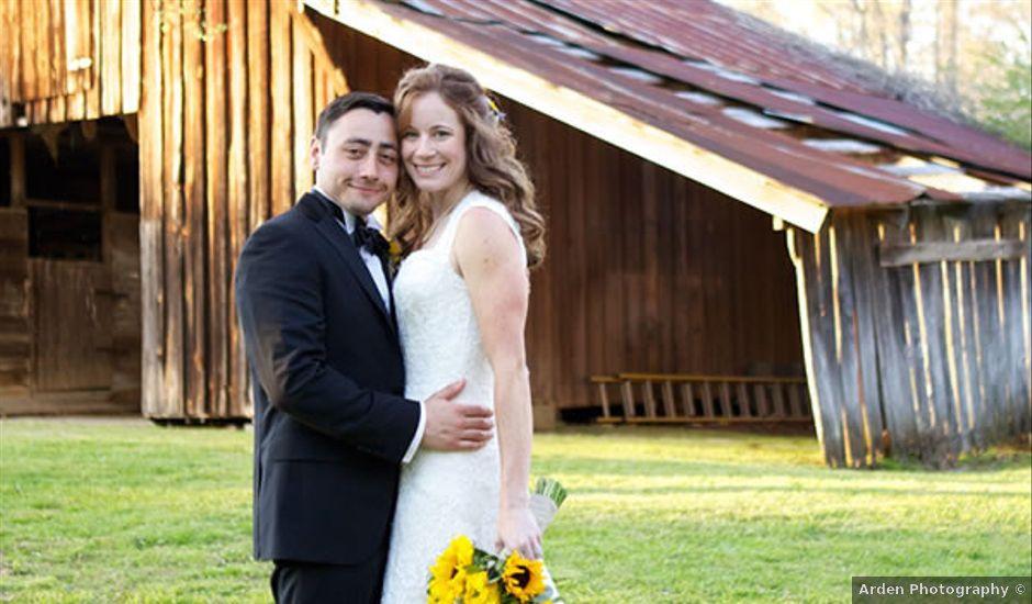 Megan and Dan's Wedding in Birmingham, Alabama