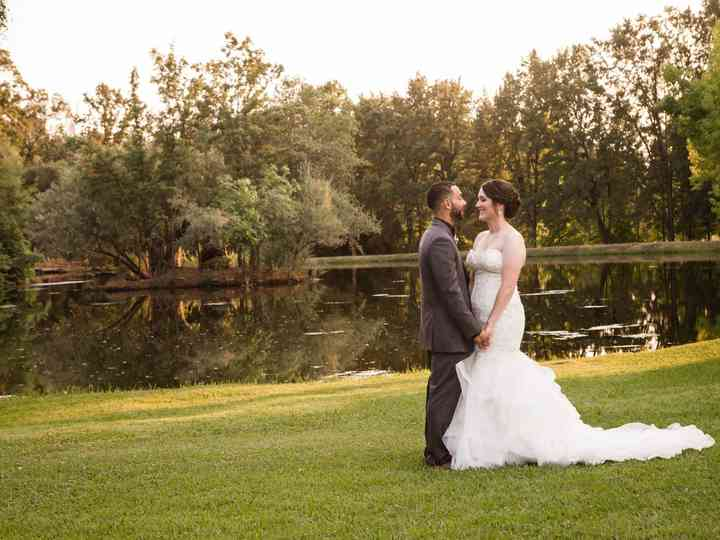 The wedding of Rylan and Andrea