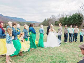 The wedding of Jenn and Jim 3