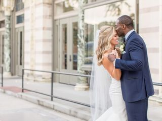 T.J. and Anna Page's Wedding in Birmingham, Alabama 3