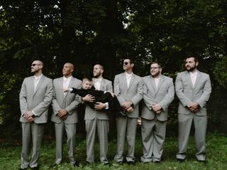 The wedding of Vinny and Anna 1