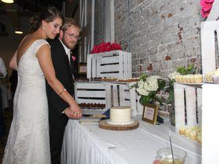 The wedding of Sara and James 2