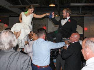 The wedding of Sara and James 3