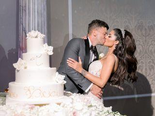 The wedding of Dana  and Athanasios