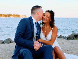 The wedding of Daniel and Shauna