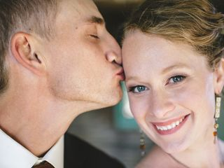 The wedding of Judson and Sara
