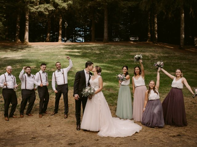 Dillon and Brittney's Wedding in North Plains, Oregon 2