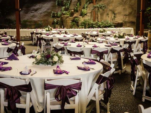 Andrea and Rylan's Wedding in Murphys, California 3