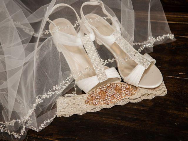 Andrea and Rylan's Wedding in Murphys, California 4