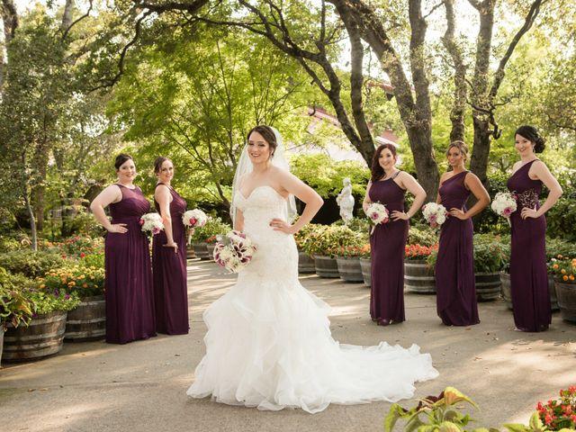 Andrea and Rylan's Wedding in Murphys, California 6