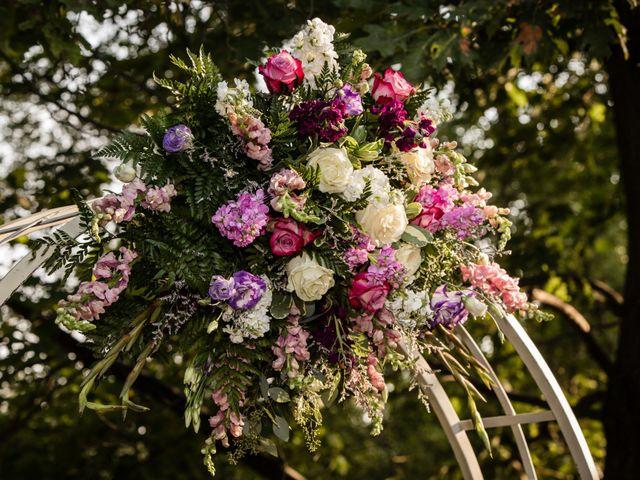 Andrea and Rylan's Wedding in Murphys, California 8